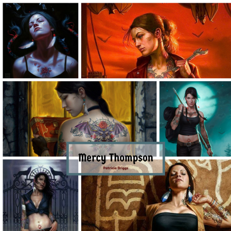 Mercy Thompson (1)